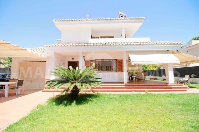 5 sypialnia Willa na sprzedaż w Puig z basenem garażem - 575 000 € (Ref: 4974437)
