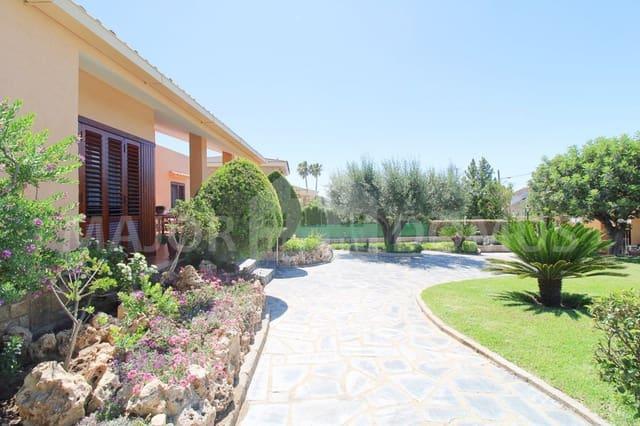 Chalet de 4 habitaciones en Riba-roja de Túria en venta con piscina garaje - 378.000 € (Ref: 5341376)