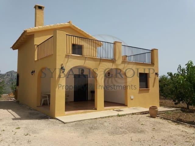 Chalet de 2 habitaciones en Benimaurell en venta - 215.000 € (Ref: 5456476)