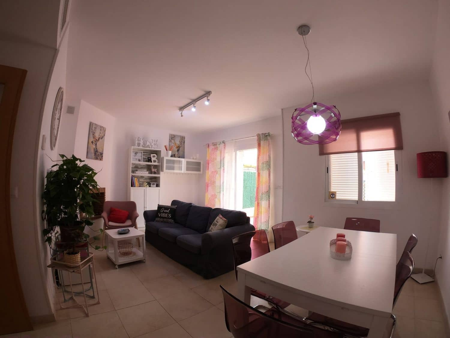 3 bedroom Townhouse for rent in Benajarafe with pool garage - € 900 (Ref: 5090410)