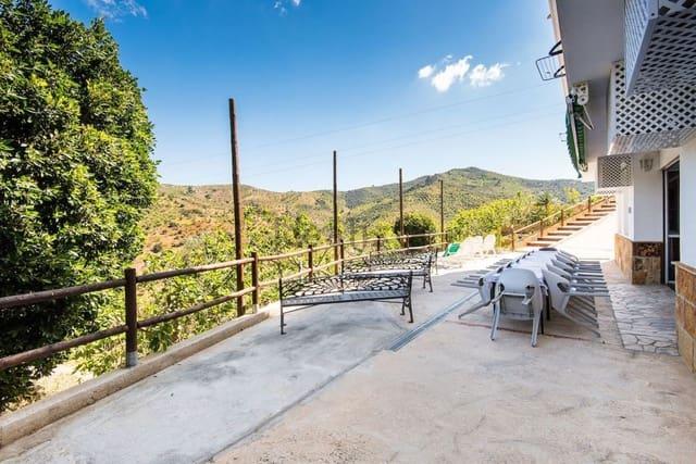 4 slaapkamer Villa te huur in Totalan met garage - € 1.800 (Ref: 5461706)