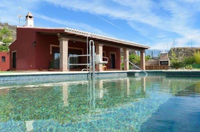3 slaapkamer Villa te huur in Benamocarra met zwembad garage - € 1.660 (Ref: 5476995)