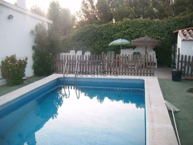 4 slaapkamer Finca/Landhuis te huur in El Borge met zwembad - € 800 (Ref: 5476998)