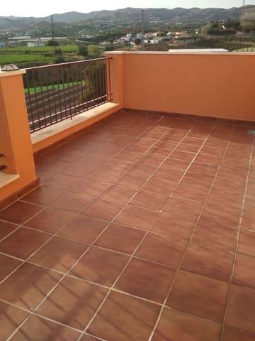 2 slaapkamer Huis te huur in Almayate met zwembad garage - € 750 (Ref: 5495924)