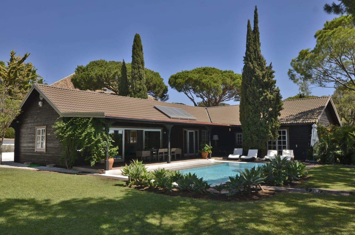 4 bedroom Villa for sale in Marbella with garage - € 1,770,000 (Ref: 5169991)