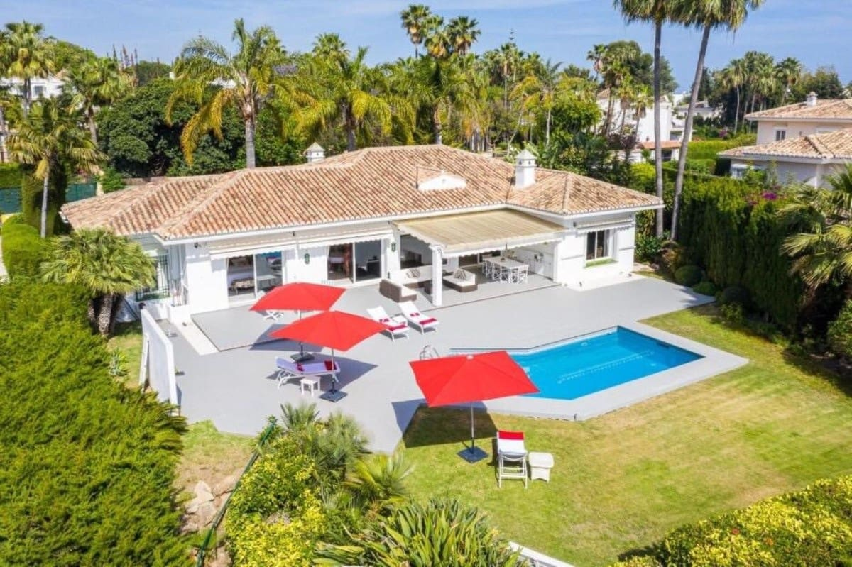 3 bedroom Villa for sale in Marbella with garage - € 1,575,000 (Ref: 5170050)