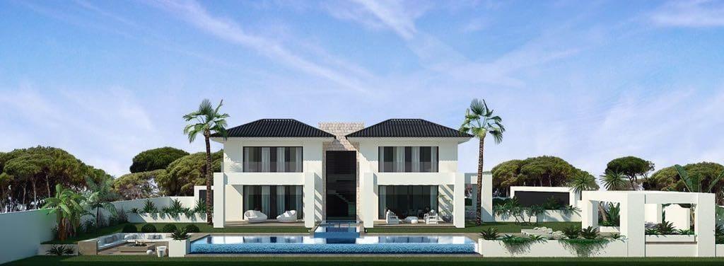 4 bedroom Villa for sale in Marbella with garage - € 1,950,000 (Ref: 5170072)