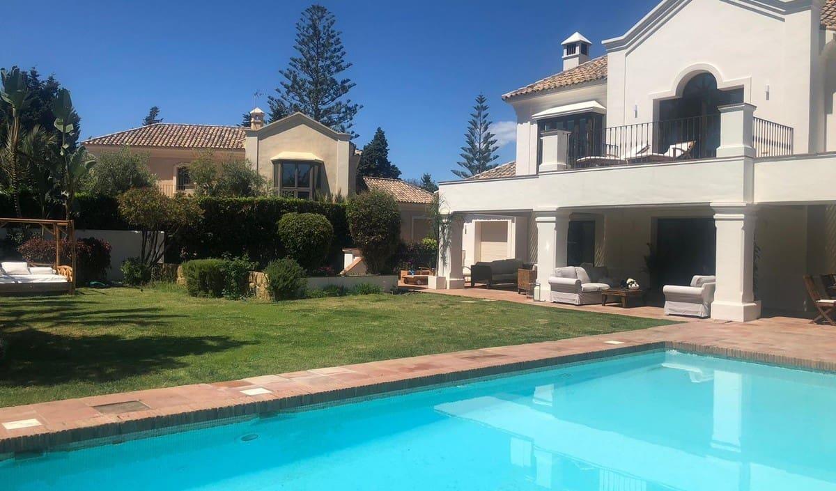 6 bedroom Villa for sale in Marbella with garage - € 1,820,000 (Ref: 5170136)