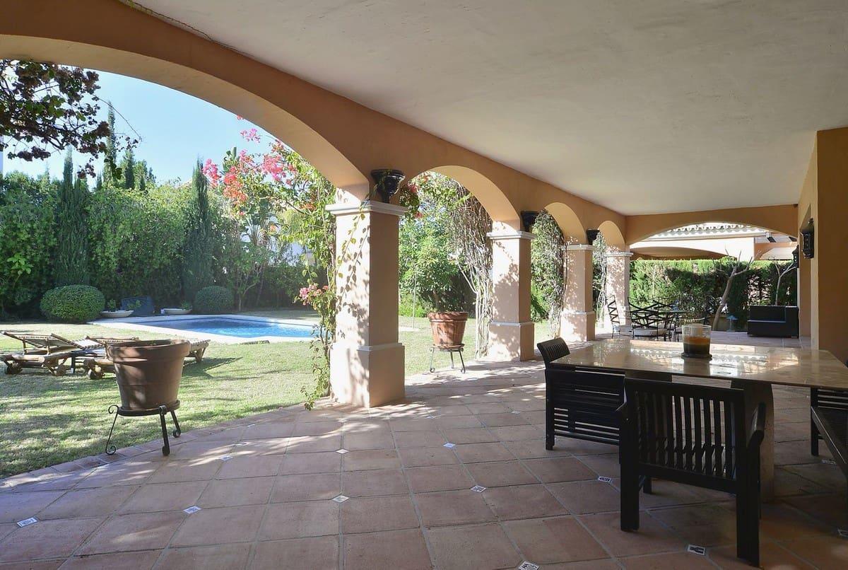 4 bedroom Villa for sale in Marbella with garage - € 1,575,000 (Ref: 5186129)