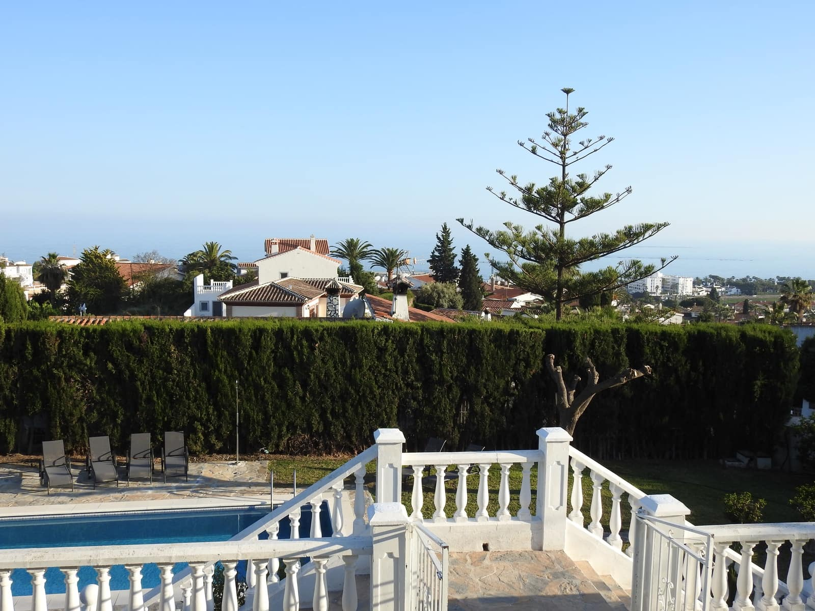 5 bedroom Villa for holiday rental in Torre del Mar with pool - € 1,250 (Ref: 5031617)