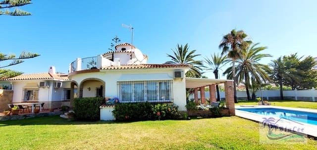 4 sypialnia Willa na sprzedaż w Torrox-Costa z basenem - 890 000 € (Ref: 5344755)