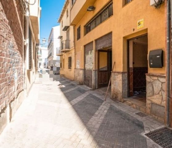 7 sovrum Företag till salu i Malaga stad - 545 000 € (Ref: 6231910)