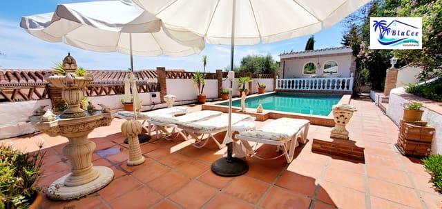 4 sypialnia Willa na sprzedaż w Iznate - 499 000 € (Ref: 6231915)