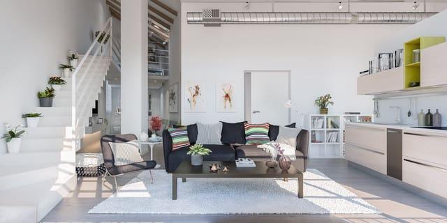 2 quarto Penthouse para venda em Malaga cidade - 425 000 € (Ref: 6259737)