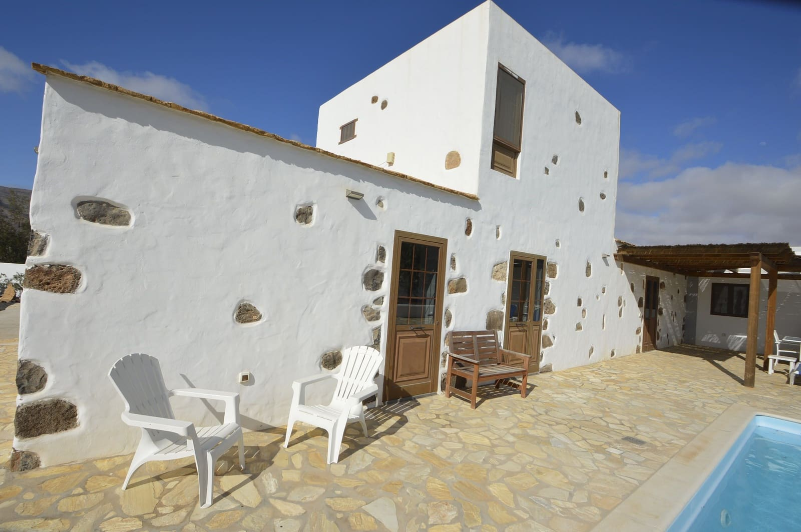 4 chambre Finca/Maison de Campagne à vendre à Casillas del Angel avec piscine garage - 495 000 € (Ref: 5211519)