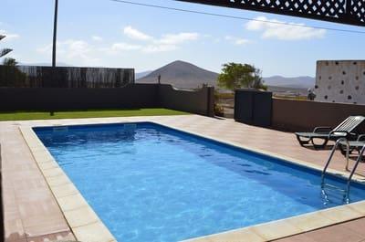 2 chambre Finca/Maison de Campagne à vendre à Tefia avec piscine garage - 450 000 € (Ref: 5393980)