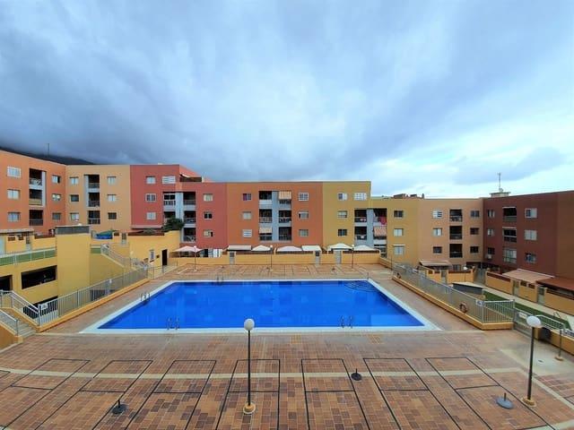 Piso de 1 habitación en Candelaria en venta con piscina - 150.000 € (Ref: 5666026)