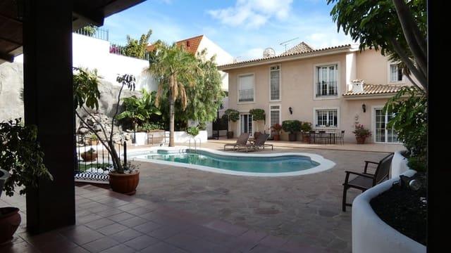 6 slaapkamer Villa te huur in Radazul met garage - € 4.000 (Ref: 5680799)