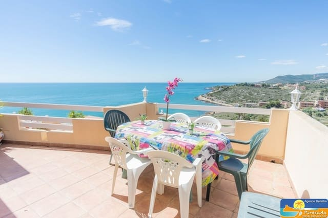 2 bedroom Apartment for holiday rental in Peniscola with pool - € 320 (Ref: 5063661)