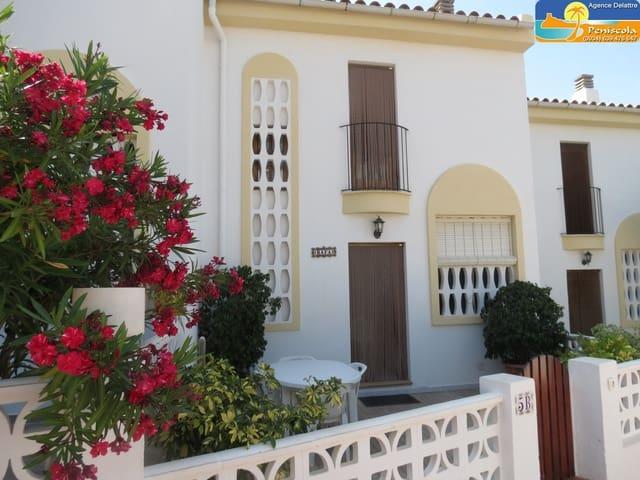3 slaapkamer Halfvrijstaande villa voor vakantieverhuur in Peniscola met zwembad - € 340 (Ref: 5086216)