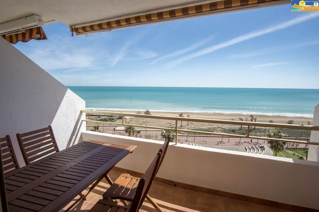 1 bedroom Apartment for holiday rental in Peniscola with pool garage - € 260 (Ref: 5992811)