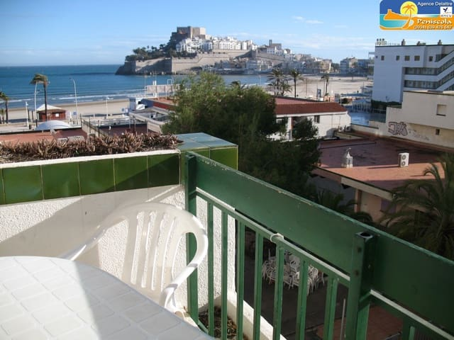 2 bedroom Apartment for holiday rental in Peniscola with pool garage - € 310 (Ref: 5999767)