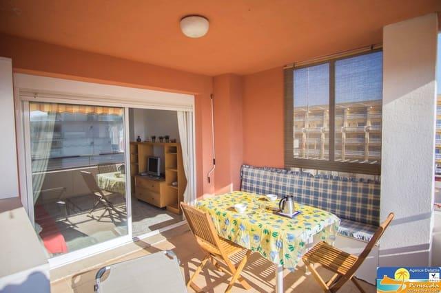 1 quarto Apartamento para venda em Peniscola com piscina garagem - 145 000 € (Ref: 5999771)