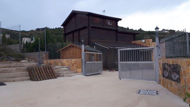 6 soverom Villa til salgs i La Serra d en Garceran med svømmebasseng garasje - € 350 000 (Ref: 5003565)