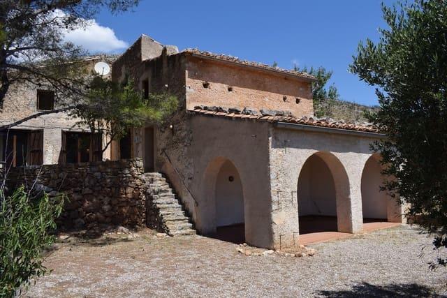 3 Zimmer Villa zu verkaufen in Los Rosildos mit Garage - 150.000 € (Ref: 5011675)