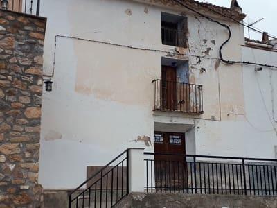 4 Zimmer Haus zu verkaufen in Castillo de Villamalefa - 18.000 € (Ref: 5012982)