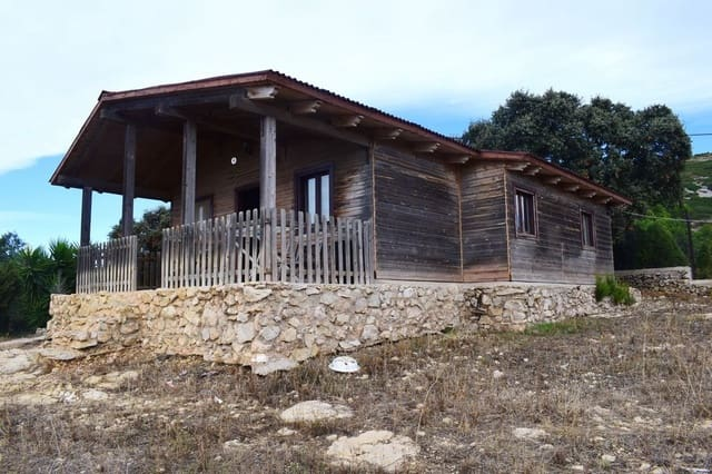 2 camera da letto Villa in vendita in La Serra d en Garceran - 75.000 € (Rif: 6038714)