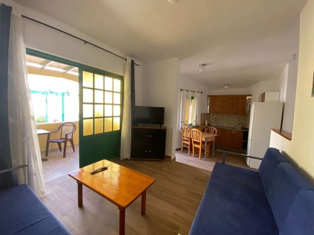 2 sovrum Bungalow till salu i Costa Calma med pool - 93 000 € (Ref: 6048543)