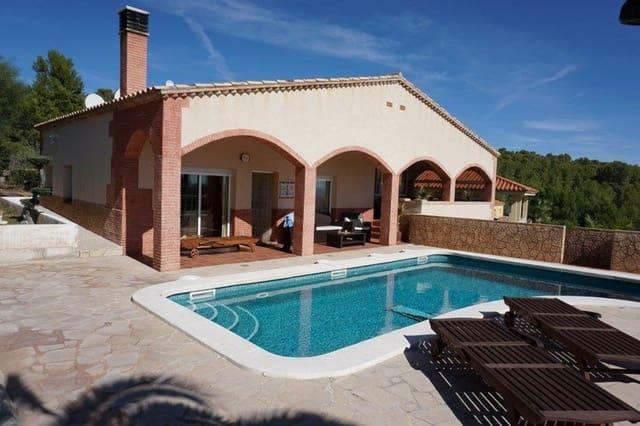 Chalet de 3 habitaciones en El Perelló en venta con piscina - 335.000 € (Ref: 5029519)