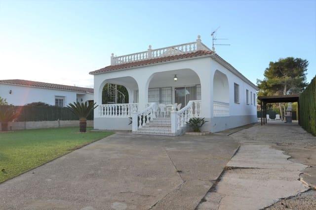 Chalet de 4 habitaciones en Deltebre en venta con piscina garaje - 240.000 € (Ref: 5815425)