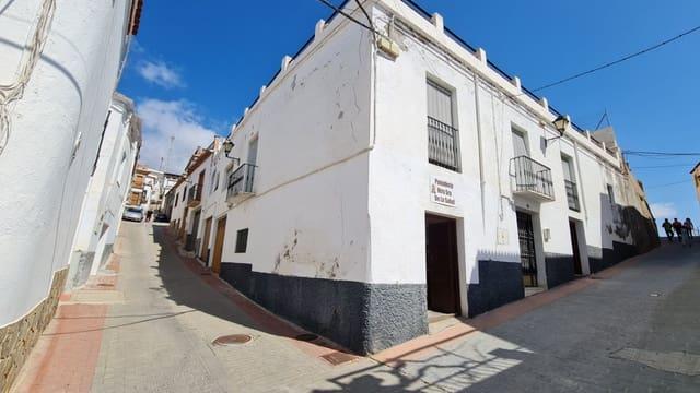 6 chambre Maison de Ville à vendre à Laujar de Andarax avec garage - 95 000 € (Ref: 5968183)