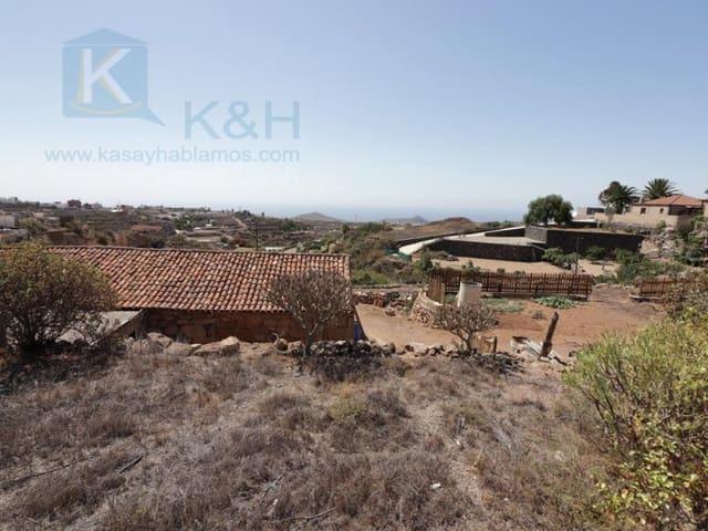 Terreno/Finca Rústica en Santa Cruz de Tenerife en venta - 95.500 € (Ref: 5845009)