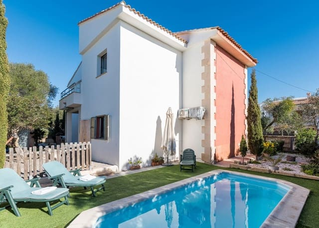 6 soveværelse Villa til salg i S'Estanyol med swimmingpool - € 560.000 (Ref: 5086755)