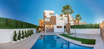 3 bedroom Villa for sale in Campoamor with pool - € 283,000 (Ref: 5086759)
