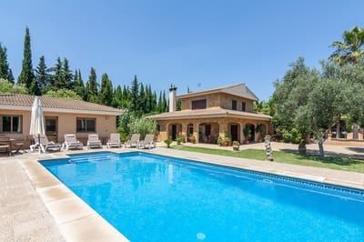 4 bedroom Villa for sale in Pollensa / Pollenca with pool - € 555,000 (Ref: 5086777)