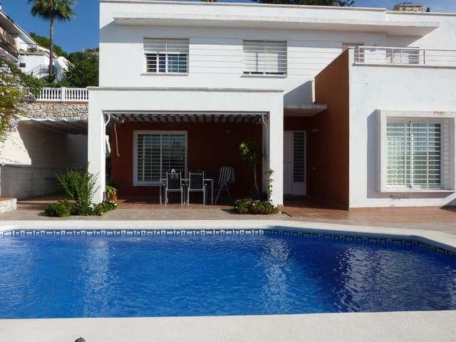 4 sypialnia Willa na sprzedaż w Torre de Benagalbon z basenem - 618 000 € (Ref: 5335296)