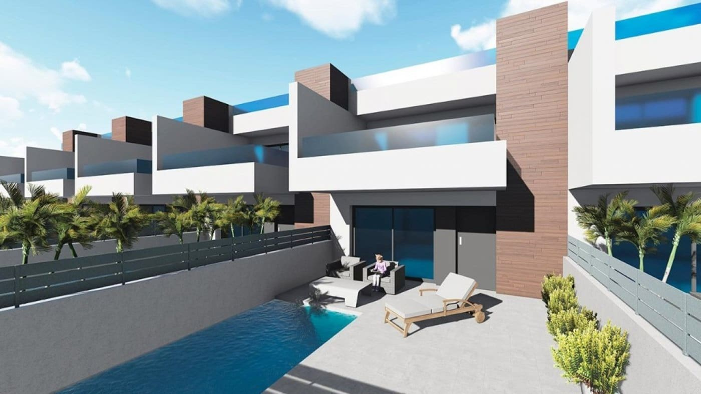 Chalet de 3 habitaciones en Benijófar en venta con piscina - 225.000 € (Ref: 5099126)
