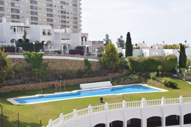 2 slaapkamer Rijtjeshuis te huur in Torrequebrada met garage - € 1.000 (Ref: 5895376)