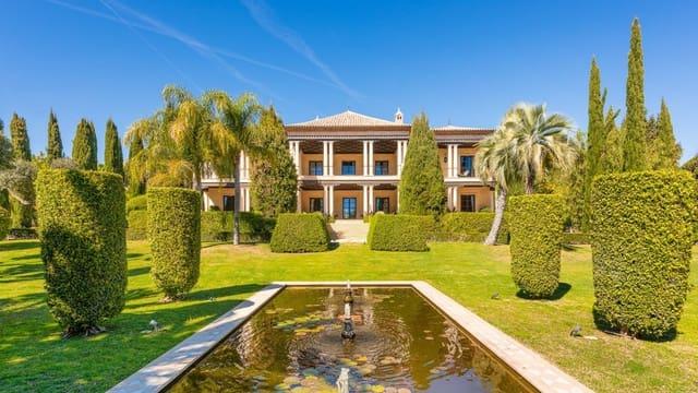 6 bedroom Villa for holiday rental in Marbella del Este with pool garage - € 28,000 (Ref: 5895387)