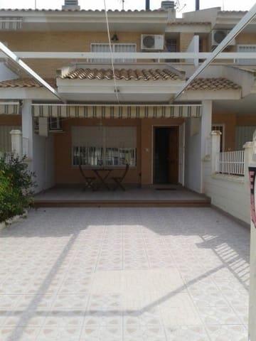 4 chambre Villa/Maison Mitoyenne à vendre à Los Narejos - 126 000 € (Ref: 5300272)