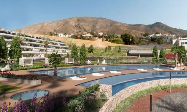 2 quarto Penthouse para venda em Finestrat com piscina - 233 000 € (Ref: 6000745)