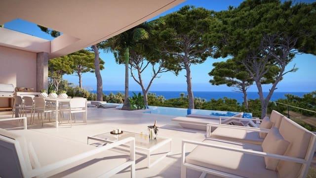 4 makuuhuone Huvila myytävänä paikassa Benissa mukana uima-altaan  autotalli - 1 950 000 € (Ref: 6004243)