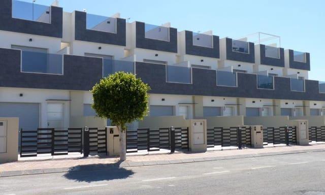 3 quarto Moradia em Banda para venda em Pilar de la Horadada com piscina garagem - 230 000 € (Ref: 6004256)