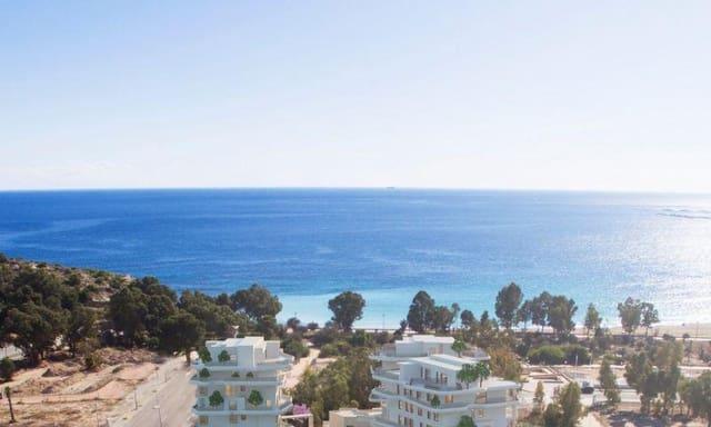 3 makuuhuone Asunto myytävänä paikassa La Villajoyosa / Vila Joiosa mukana uima-altaan  autotalli - 302 500 € (Ref: 6106378)