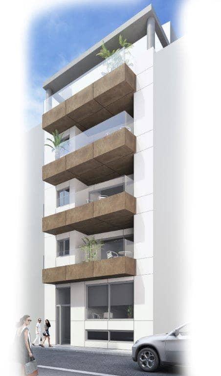 2 quarto Penthouse para venda em La Mata com piscina - 305 000 € (Ref: 6156825)