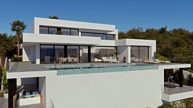 4 sypialnia Willa na sprzedaż w Benitachell / Benitatxell - 2 475 000 € (Ref: 6156943)